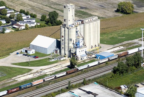 U.S. grain firm Andersons not interested in being bought ...