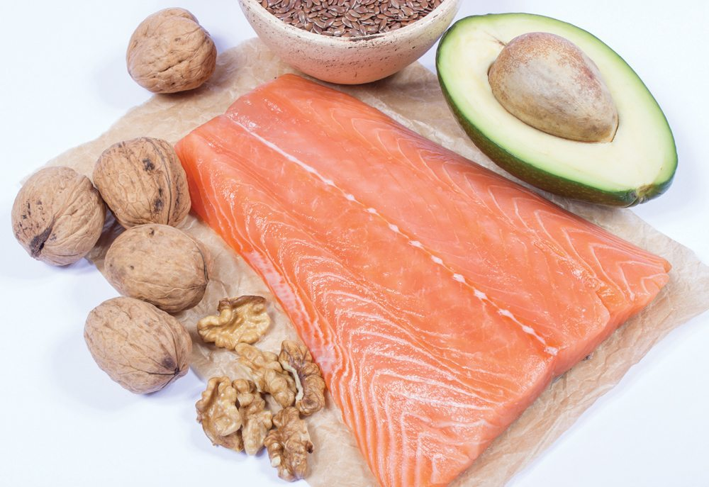 If you're not keen on these natural sources of omega-3, you can still include it in your diet by buying functional foods.