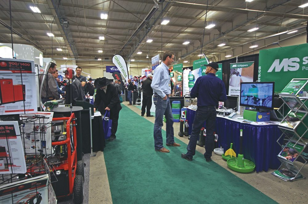 Ag Expo is an 'economic barometer' of the Lethbridge area, says Doug Kryzanowski, a manager at Lethbridge Exhibition Park.