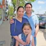 Kharl Cabatingan came to Canada eight years ago as a temporary foreign worker, arriving in Neepawa in 2009 to work at Springhill Farms. He brought his wife Ruby Ann and daughter Annikha to live in Neepawa in 2011.