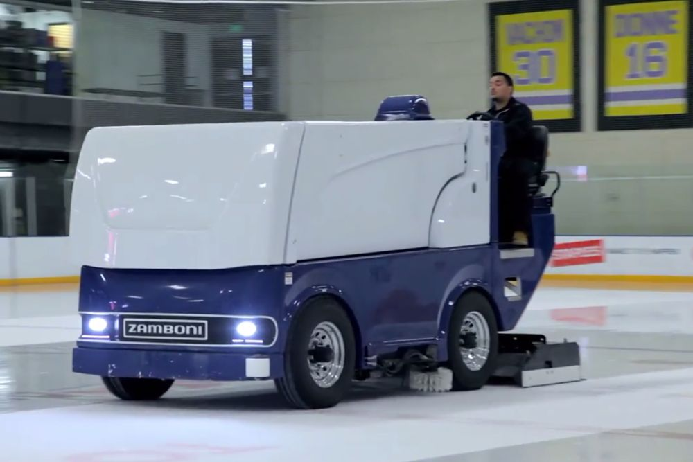 B.C. police stop farmer clearing snowy street with Zamboni ...