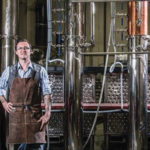 Persistence pays off in quest to make gin from fabas