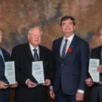 Three agriculture leaders inducted into Hall of Fame