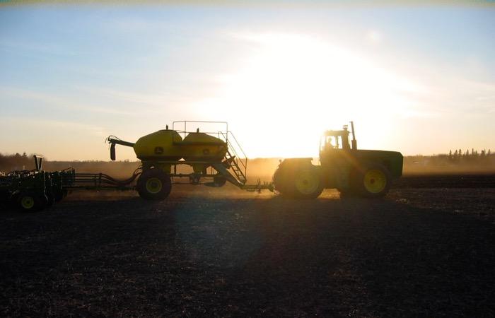 farm equipment seeding