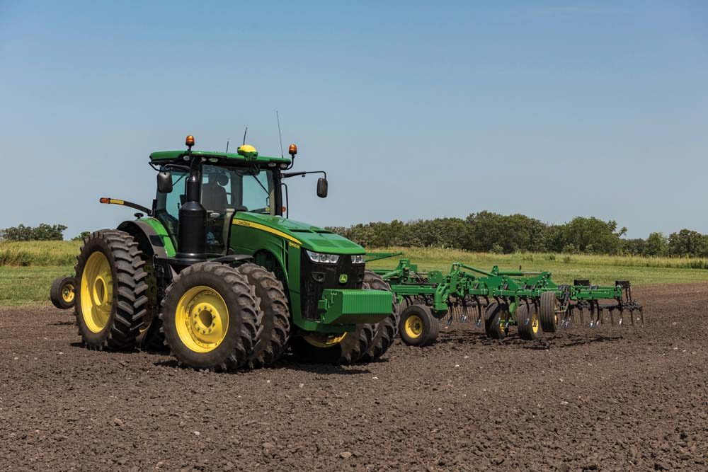 New AutoTrac options from John Deere - Grainews