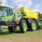 Germany's Dammann sprayer comes to Canada