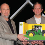 Canola 100 contest winner sees green