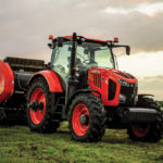 Kubota updates its flagship M7 tractor line