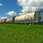 CN investing to improve grain transportation