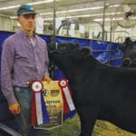Ag Ex drew three national breed shows this year