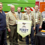 Amazone virtual reality system awarded first place at Ag Days