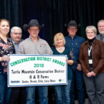 WestMan mixed farm is recipient of the 2018 Turtle Mountain Conservation District conservation award