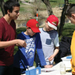 Shoal Lake students learn to be river scientists